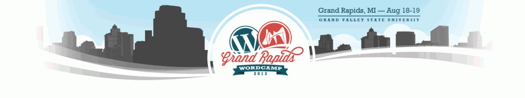 WordCamp Grand Rapids 2012
