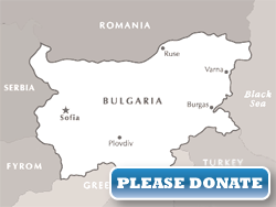 Help send us to Bulgaria!